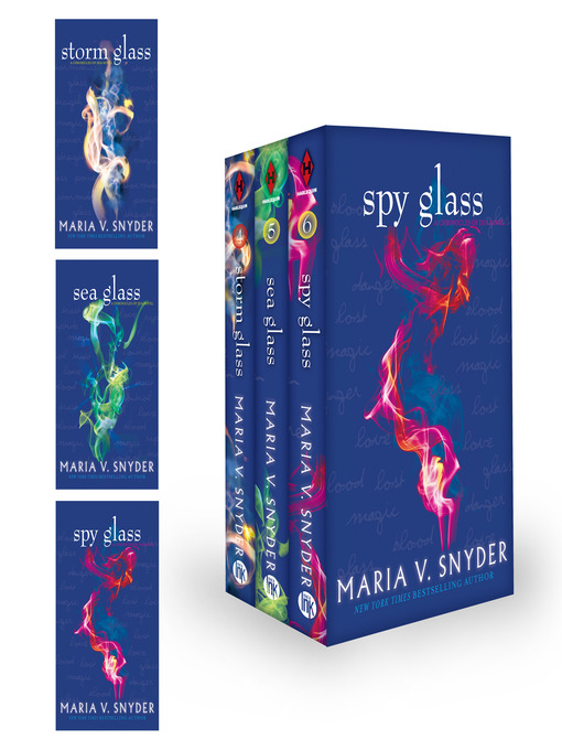 Maria V. Snyder &#39;Glass&#39; Collection (eBook)